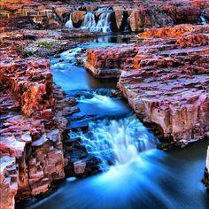 Sioux Falls South Dakota another bucket list............