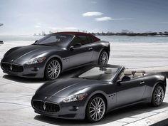 ~ Maserati GranCabrio