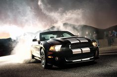 2012 Mustang Shelby GT500