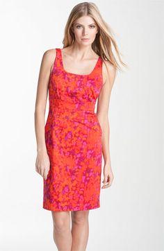MICHAEL Michael Kors Seamed Sheath Dress | Nordstrom#Repin By:Pinterest++ for iPad#