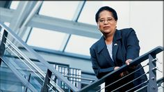 Dr. Shirley Ann Jackson - She is the first African American Woman to earn a Doctorate in Theoretical Physics.  Currently, she is the president of Rensselear Polytechnic Institute.
