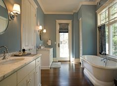 Ordinaire European Style Bathroom