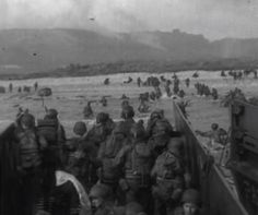 Awesome Footage: D-Day - Greatest Combined Operation in World's History