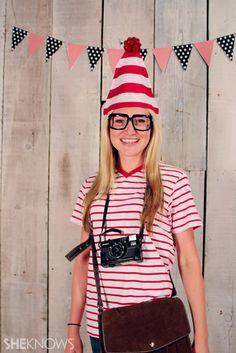 111 best wheres waldowally images on pinterest wheres waldo 40 super easy costume ideas thatll have you rockin halloween solutioingenieria Choice Image