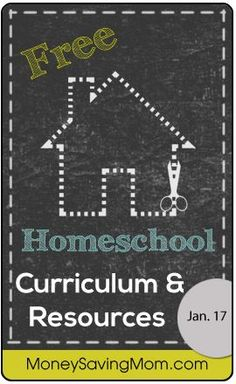 Free Homeschool Curriculum & Resources! You'll find something for just about every grade and learning level.