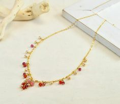 beaded necklace free tutorial