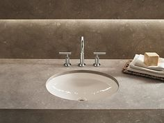 KOHLER | K 2874 0 | Canvas® Undermount Bathroom Sink