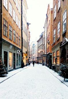 Stockholm, Gamla Stan