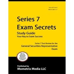 series 7 exam study tips