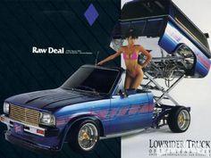 1982 Toyota SR5 Truck - Raw Deal