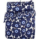 Love the Marimekko flowers - especially in blue