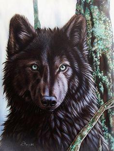 black wolf #RedRider https://www.amazon.com/Red-Rider-Randall-Allen-Dunn-ebook/dp/B00DPU2QO0