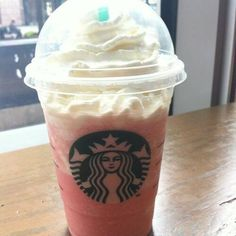 Starbucks Cotton Candy Frappuccino, cotton candy drink has recently started  a frenzy,  With people wanting more of this fairground-themed drink, what better way to show it off even more then a step-by-step guide on how to make your own?! Enjoy! xoxo