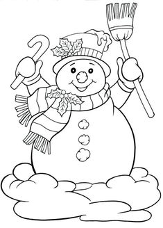 December Coloring Pages - Best Coloring Pages For Kids