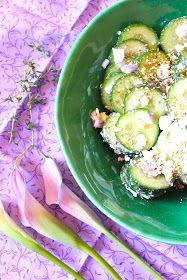 ValSoCal: Greek Cucumbers