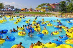 Beech Bend Park and Splash Lagoon. Bowling Green, Kentucky