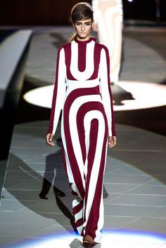 Marc Jacobs Fashion Show 2013 | Marc Jacobs SS13 op art