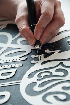 Allison Chambers Lettering & Design / on Design Work Life