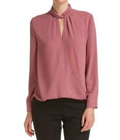 Lola Wrap Blouse - Womens - SABA Online Clothing