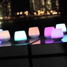 Awesome Gadgets For Your Room: Magic Bubble Candle App Control Intelligent Led Candle Night Light New Gadgets, Cool Gadgets, Candle App, Good Birthday Presents, Led Light Strips, Led Strip, Original Gifts, App Control, Gadget Gifts