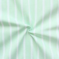 Bekleidung Baumwollstoff Deko-Stoff Vorhang Kleider Feinköper Pistazie Meterware