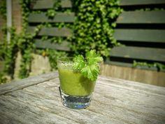 Verfrissende zomerdrank met koriander #glsnl