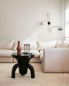 Savannah Rug in Natural | Merci Maison Photography: Jacqui Turk Buy Rugs, Teak Wood, Cozy House, Rug Making, Rugs Online, Rugs In Living Room, Furniture Decor, Floor Rugs, Table