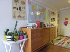 neues sideboard, Tags Kinderzimmer + Dielen + Alt + Dänisches Sideboard aus den 60s