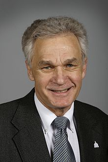 Joe M. Seng (September 27, 1946 – September 16, 2016) was the Iowa State Senator from the 45th District. A Democrat, he has served in the Iowa Senate since 2003. He died in office on September 16, 2016 from CANCER.