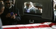 Hundreds of people filled the modest church in Summerville, South Carolina for the funeral of Walter Scott on Saturday.