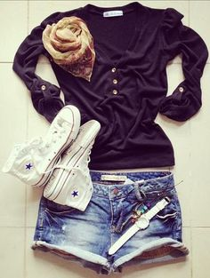 casual outfits http://www.gopromdres.com/tops-uk406_414_416/p16