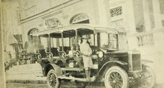 Primeiro ônibus de Petrópolis