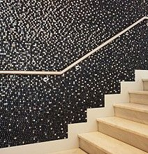 Qwerty Walls Are More Than Hypnotic. Keyboard letter keys upcycled into wall art.