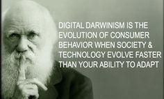 About digital Darwinism