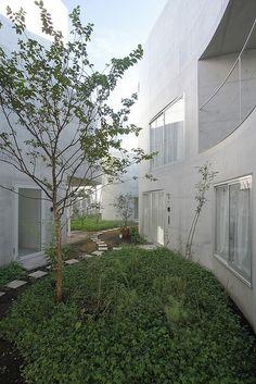 Okurayama Apartment by naoyafujii, via Flickr