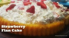 Fruit Flan - an easy & delicious recipe when you need something quick to serve. Everyone will love it. Be sure to take the recipe ! You will get asked!