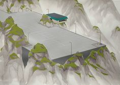 Landscape and Illusion: Slideshow: Places: Design Observer