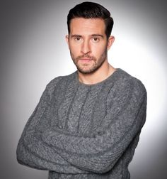 Michael Parr is kind of bad boy adorable...