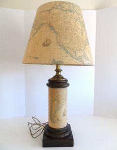 vintage stiffel table lamp love this lamp vintage lamps pinterest