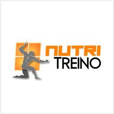Criação de logotipo para NutriTreino