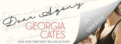 Tome Tender: Cover Reveal for DEAR AGONY by Georgia Cates