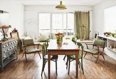 A colorful Parisian interior - design attractor