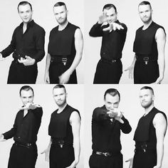 Hurts - I love this on so many levels! :D