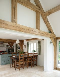 gorgeous kitchen diner space