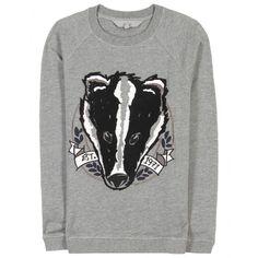 mytheresa.com - Badger sweatshirt - Luxury Fashion for Women / Designer clothing, shoes, bags