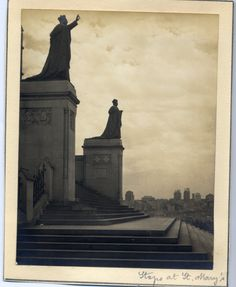 'Step's at St Mary's' - RAHS/Osborne Collection