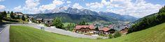 Panorama around Haus Talblick