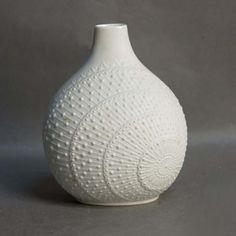 Vintage Porcelain Vase Kaiser Germany. 1950 - 1955.