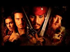 uy Pirates of the Caribbean - Soundtrack 15 - He's a Pirate - YouTube