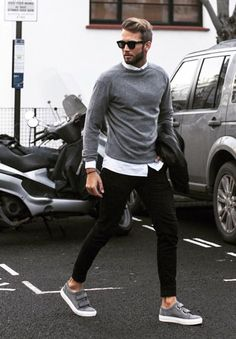 Smart casual style for men Casual Dresses, Women fa. - Mode Männer - Smart casual style for men Casual Dresses Women fa Source by - Smart Casual Wear, Casual Wear For Men, Work Casual, Casual Fall, Men Style Casual, Casual Office, Smart Casual Black Men, Style Tips For Men, Mens Style Fall